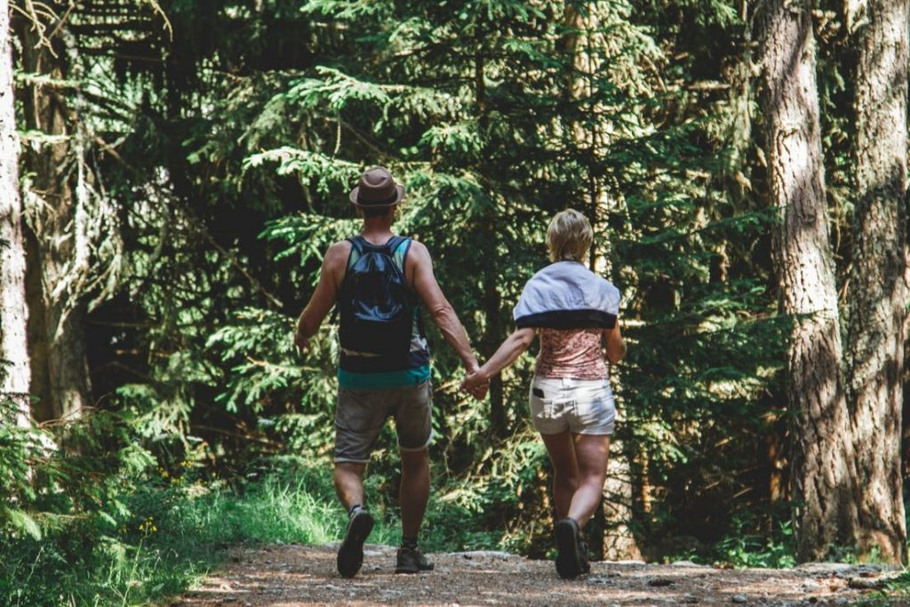 A Gentle Walk on the Trails - 6 Best Philadelphia Dating Ideas