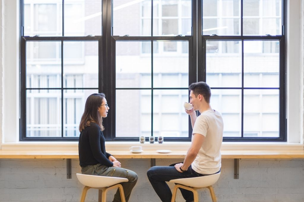 A Perfect Coffee Date - 4 Best New York Dating Ideas