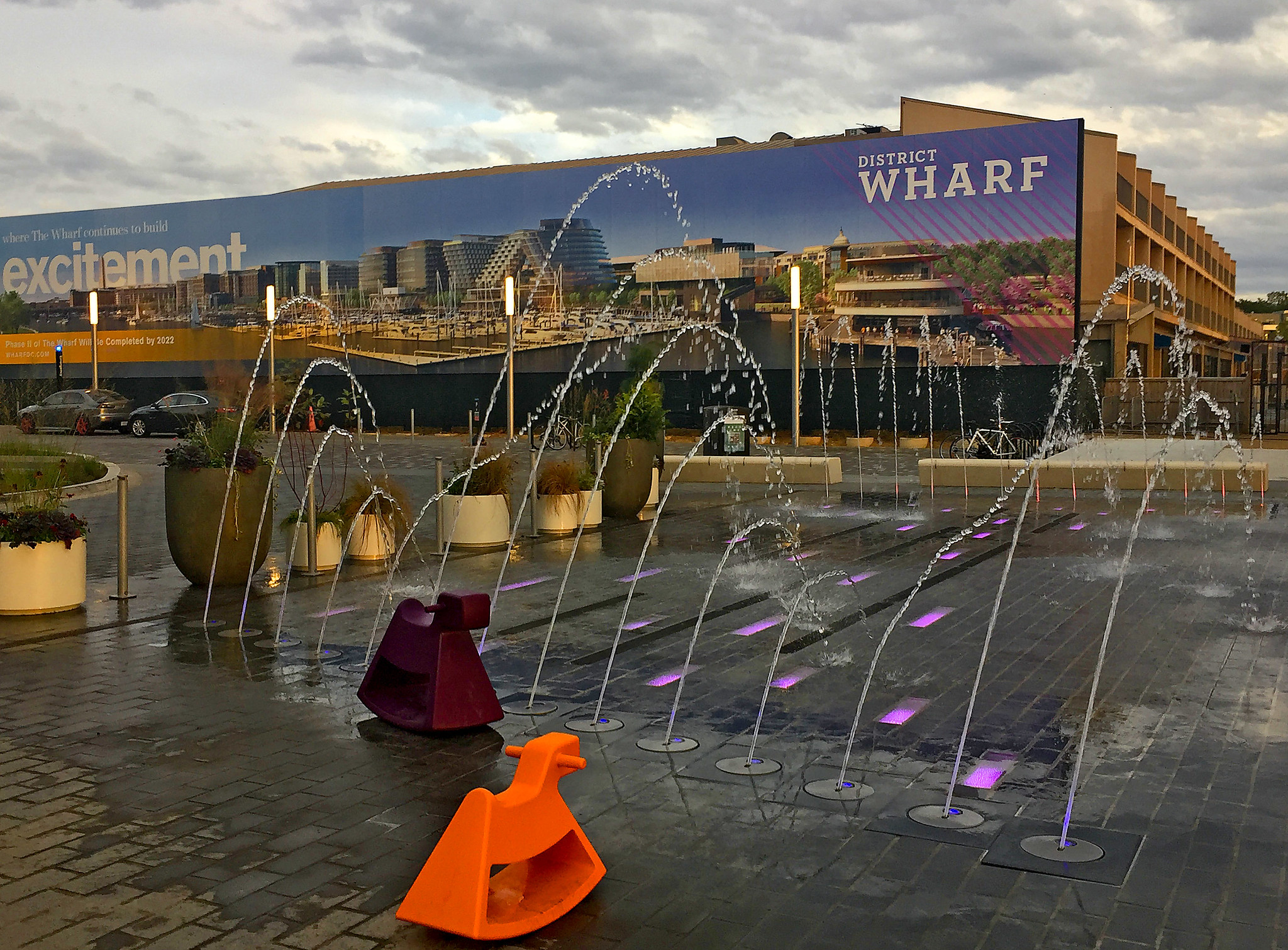 Check Out The Wharf - Washington Dating Ideas