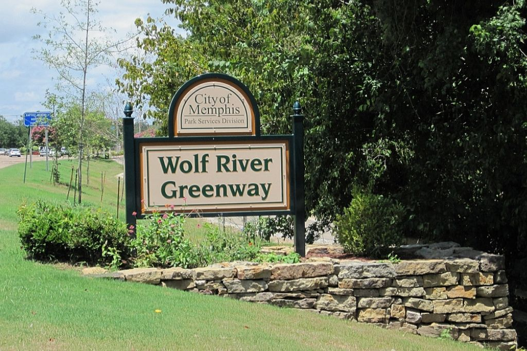 Check Out Wolf River Greenway - Memphis Dating Ideas