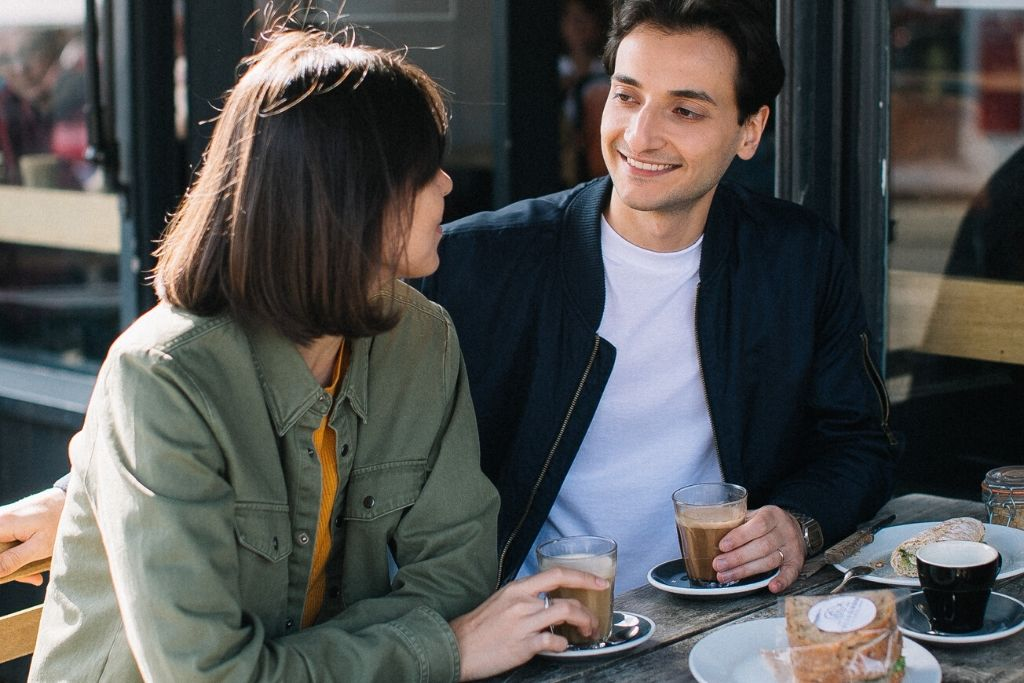 Coffee Date at its best - 5 Best San Antonio Dating Ideas