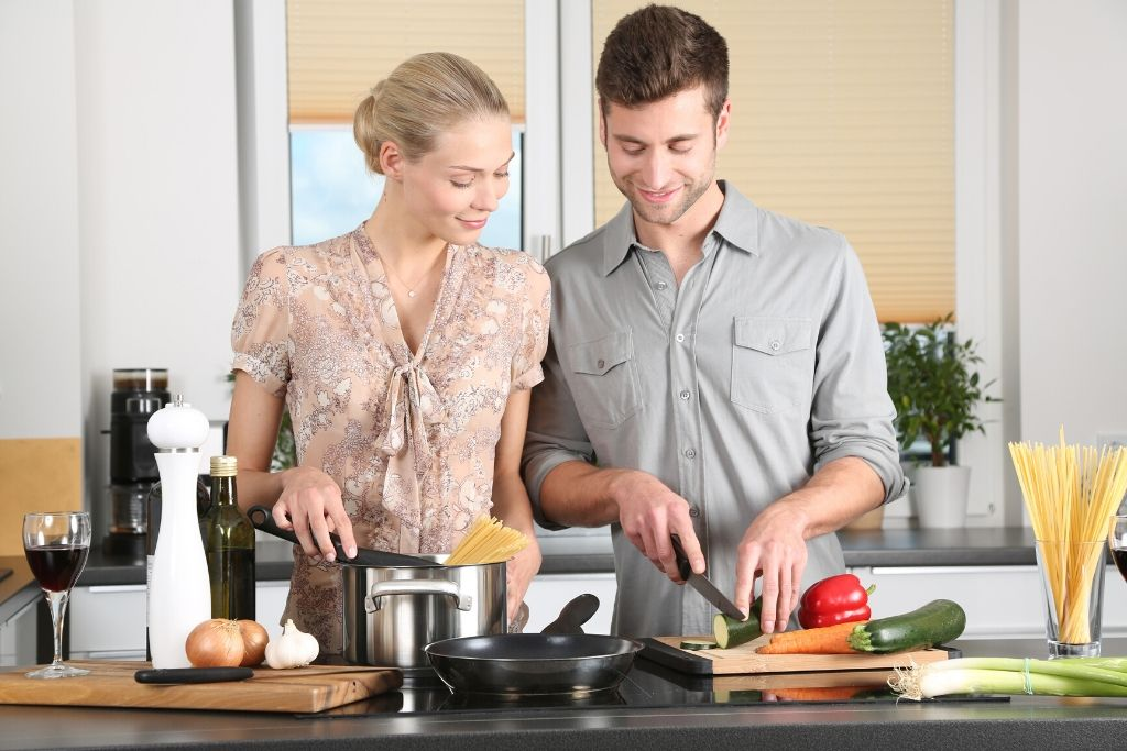 Cook a Meal Together - Denver Dating Ideas