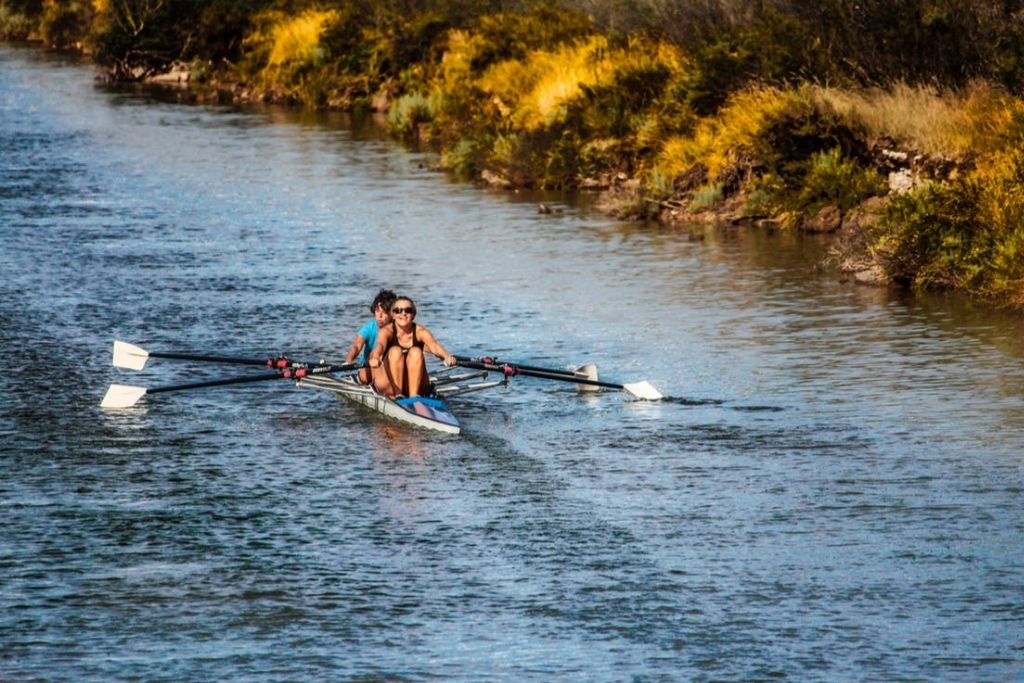 Go Canoeing with your Partner - Denver Dating Ideas