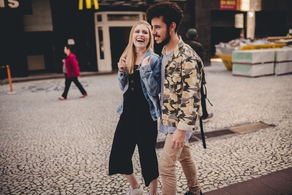 Go for a Walk Together - 4 Best New York Dating Ideas