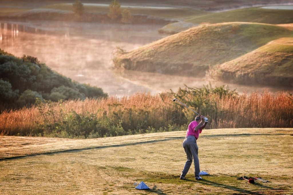 Play Golf with your Partner - 5 Best Fort Worth Dating Ideas