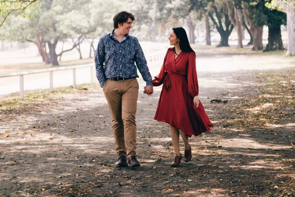 Pleasant Evening Walk with your Loved One - 5 Best Dallas Dating Ideas