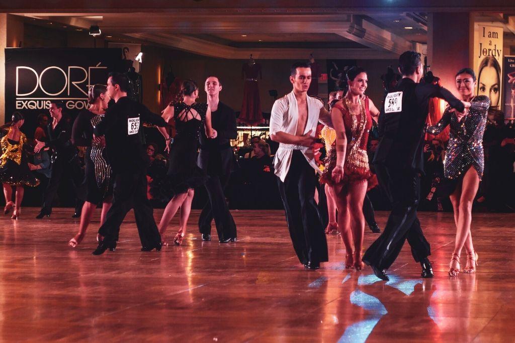 Rock on the Dance Floor - 6 Best San Diego Dating Ideas