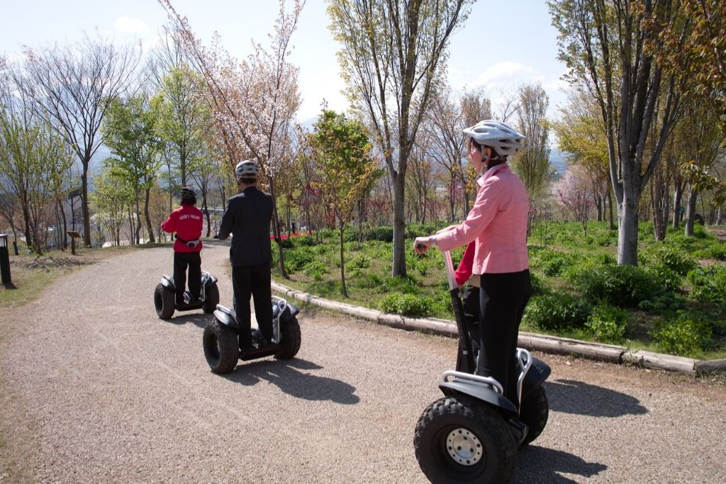 Segway Tour with your Partner - 6 Best Charlotte Dating Ideas