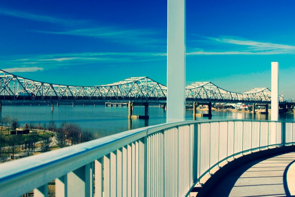 Stroll on the Big Four Bridge - Louisville Dating Ideas