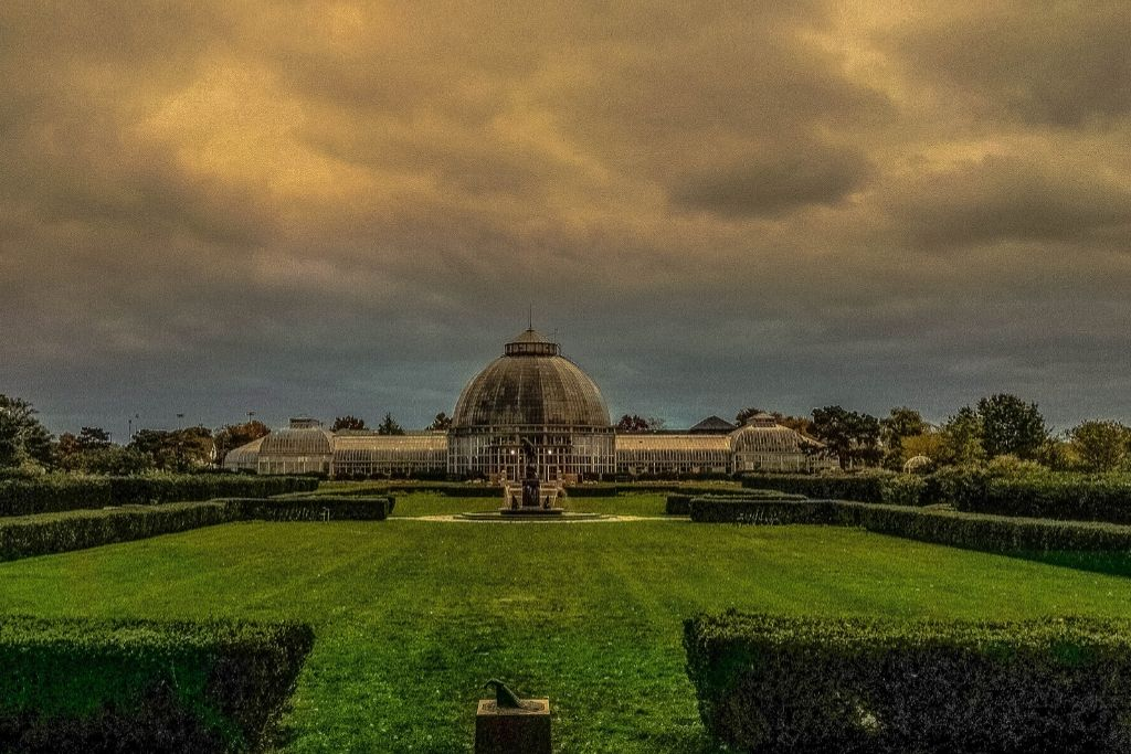 Visit Anna Scripps Whitcomb Conservatory- Detroit Dating Ideas