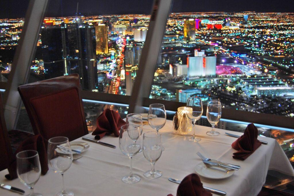 Visit Eiffel Tower Observation Deck - Las Vegas Dating Ideas