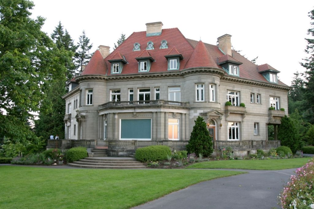 Visit the Pittock Mansion - 5 Best Portland Dating Ideas