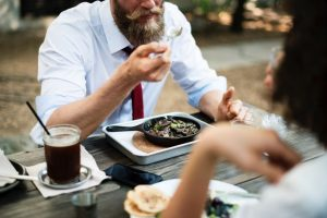 A Restaurant Date with your Partner in Arlington