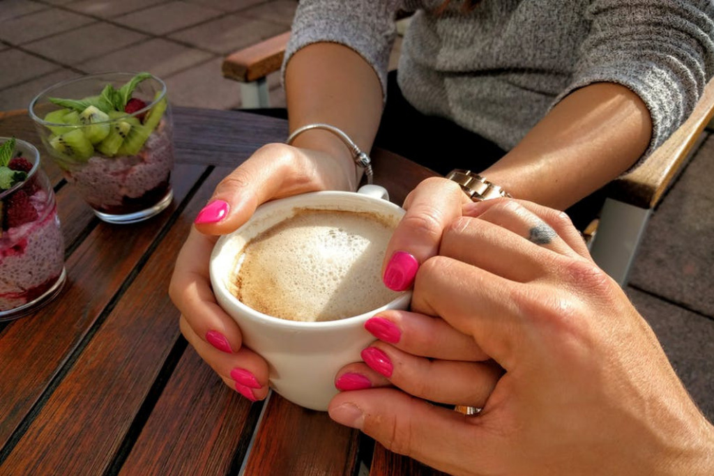 Coffee Dating at Oakland City