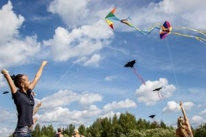 Fly a Kite Together - Miami Dating Ideas