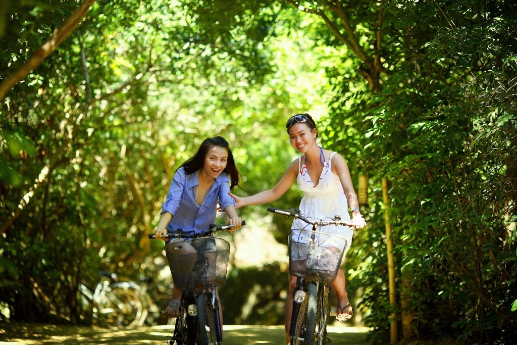Go for Cycling Together - Raleigh Dating Ideas