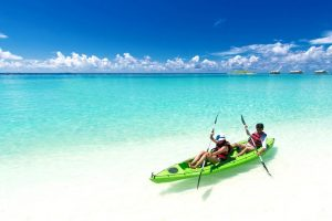 Go for Kayaking Together in Miami
