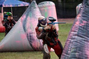 Play Paintball with your Partner