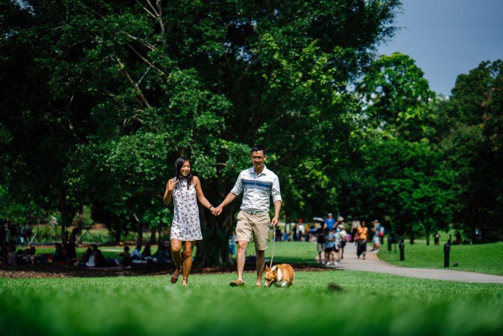 Stroll in the Reid Park - Tucson Dating Ideas