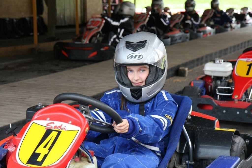 Visit the Andretti Indoor Karting & Games in Atlanta
