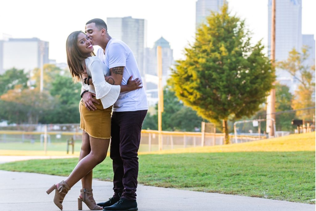 Visit the Loose Park - Kansas City Dating Ideas